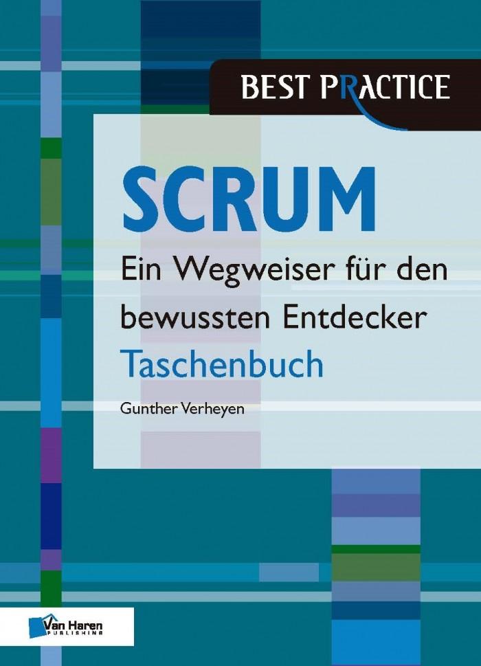 Cover vom Scrum Taschenbuch